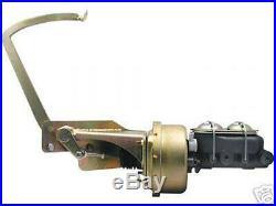 1935 1936 Chevy Car Power Brake Booster Master Cylinder Kit Assembly HUGE SALE