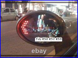 2001-2006 MINI COOPER JCW GP ONE S R50 R52 R53 LED MIRROR Clearance SALE