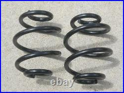 2nds Sale 1960-72 Chevy 1/2 Ton Pickup Truck 4 Drop Rear Lowering Coil Springs