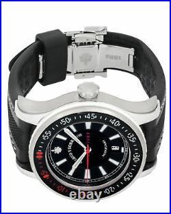 48 HR SALE Cuervo Y Sobrinos Robusto Manjuari Automatic Mens Watch 2808.1NR3WROW
