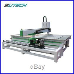 4.9x9.8'cnc router woodworking furniture cabinet door machine on sale free ship