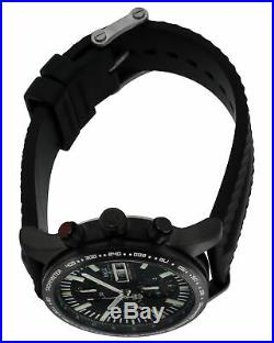 72 HR Sale! Ball Storm Chaser Chronograph Automatic Men's Watch CM2192C-P1J-BK