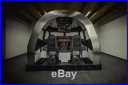 737 flight simulator for sale 737 cockpit for home or business