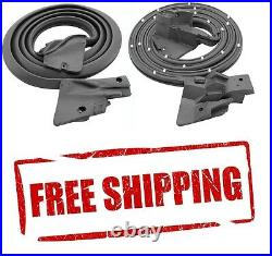 78-87 GM G Body Weatherstrip Kit Trunk Door Roof Rail Molded Rubber 2 DAY SALE