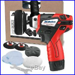 Acdelco ARS1212 Mini Polisher sale this week only 10 at this price