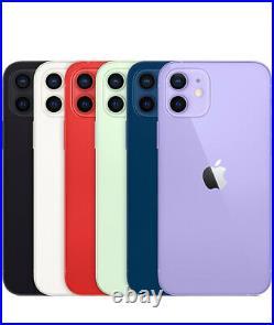 Apple iPhone 12 128gb Unlocked -Factory Warranty- PURPLE ON SALE NOW