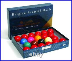 Aramith Tournament Champion Full Size Snooker Set Professional Ball Set SALE