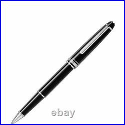 Authentic New Montblanc Meisterstuck Classique Pen Rollerball BLACK FRIDAY SALE