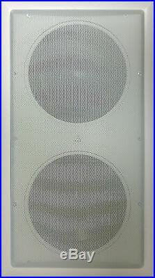 BLOWOUT SALE 80% OFF! New Audioaccess / JBL Dual 8 in-wall subwoofer AAS88