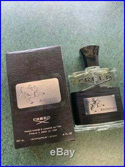 BRAND NEW! Creed Aventus 120ml / 4oz BLACK FRIDAY SALE! SHELF PULLED