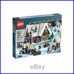 BRAND NEW LEGO Creator Winter Village Cottage 10229 BLOWOUT SALE PRICED