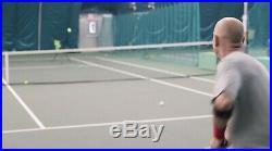 Baseliner Tennis Ball Serving Machine Brand New! Sale $299 Racquet