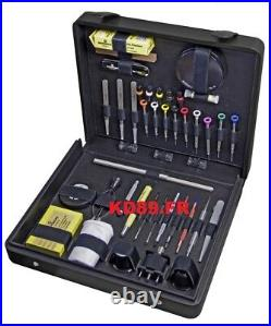 Bergeon 7817 Watchmakers Tools kit for watchmaking after-sale service SWISS MADE