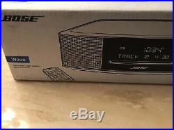 Bose Wave IV Music System CD Player Radio Remote Espresso Black SALE BRAND NEW