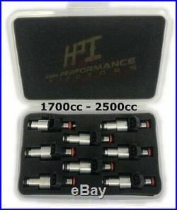 Brand New Bosch 160lb 1700cc Injectors Lq4 Lq9 4.8 5.3 6.0 Delphi Shorties Sale