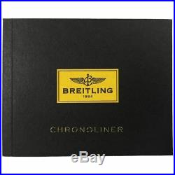 Brand New Breitling Chronoliner Men's Luxury Watch for Sale Y2431012/BE10-441X