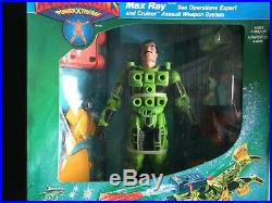 Brand New Centurions Power Extreme Max Ray Kenner Xmas Clearance Sale