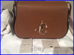 Brand New Jimmy Choo Varenne Shoulder Bag In A Very Rare Color Not Made For Sale