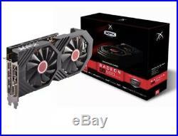 (Brand New)XFX AMD Radeon RX 580 8GB GDDR5 VRAM Graphics Card XXX (SALE!)