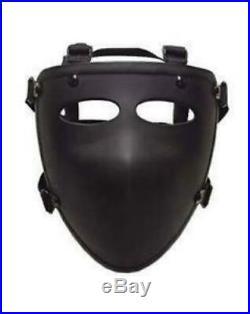 Bulletproof Mask for Helmets Ballistic Facemask for Sale Level IIIA+ Milsp
