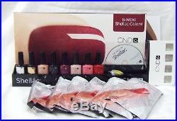 CND Creative Nail Gel Polish Shellac Salon Rack Kit B SALE