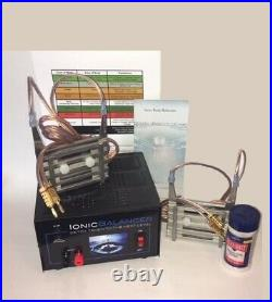 CYBER SALE! Dyna-Chi Ionic Cleanse Combo System with1 Classic and 1 Max Quad Array