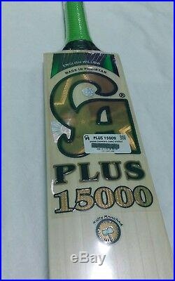 Ca Plus 15000 Cricket Bat, Grade 1, Brand New, End Of Season Sale, Reduced Price