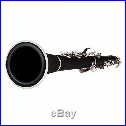 Clarinets-bankruptcy Sale-new 2020 Intermediate Concert Band Clarinet