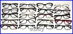 Coach Authentic Eyeglasses 20 Pairs Lot 2 Brand New Sale Lot