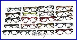Coach Authentic Eyeglasses 20 Pairs Lot 35 Brand New Sale Lot