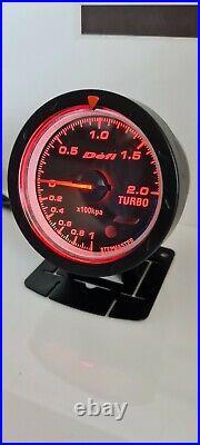 DEFI 2.0 BAR boost gauge for use with simhub (simracing) (sim racing) PC! SALE