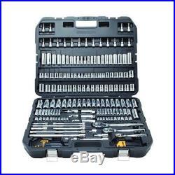 DEWALT DWMT75049 192-Piece Mechanics Tool Set (SAE & Metric) SALE 7522493