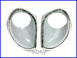 Datsun 240Z 260Z 280Z JDM Fairlady Z Headlight Cover Set BLEM UNIT SALE