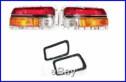 Datsun 240Z Tail Lights Lamp JDM Euro Spec With Gaskets 12-J4300 SALE
