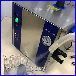 Dental/Jewelry use flexible wands 5bar 2L Steam Cleaner Limited Promotion sales
