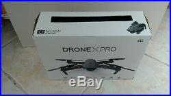 Drone X Pro Foldable Quadcopter with 720P HD CameraWiFi FPV GPS Batteries RC#SALE