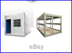 Factory Direct Sales Flat Made House Customized Free Shipping To US