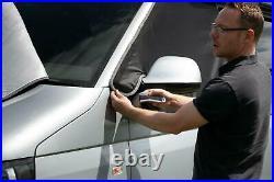 Fits VW Transporter T5 T5.1 T6 Campervan External Windscreen Black Out Thermal C