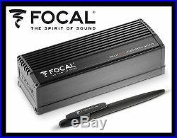 Focal Impulse 4.320 Ultra-compact Class-d 4/3/2-channel, Brand New, Big Sale