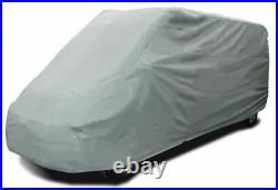 For Fiat Ducato Peugeot Boxer Camper Van Motorhome Breathable Full Cover