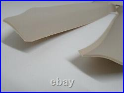 Ford Escort MK2 RS2000 C Pillar Trims Pair Putty NEW Putty MARCH SALE ENDS SOON
