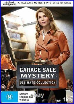 GARAGE SALE MYSTERY The Complete 16 Film Collection (Region Free) DVD Hallmark
