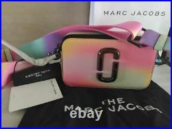 Genuine Marc Jacobs THE SNAPSHOT AIRBRUSH Small Camera Bag Crossbody sales