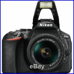 Give Away Deal Nikon D5600 Dslr Camera 18-55mm Af-p Vr Nikkor 18-55 Lens Sale