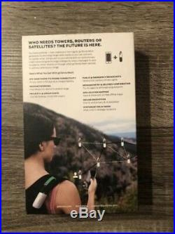 GoTenna Mesh FLASH SALE! (2 Pack) Brand New Off Grid Text GPS Communication