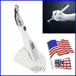 HOT SALE Dental LED Light 161 Endo Motor Contra Angle Reduction Reciprocating