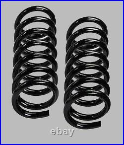 Heavy Duty 1 Lower Drop Lowered Front Coil Springs Chevy GMC Pick Up Truck Sale