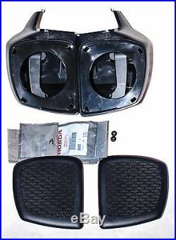Honda Gold Wing 1800 Rear music upgrade. Goldwing 2001-2017 Speaker box. SALE