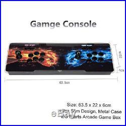 Hot Sale! Pandora Box 12S 3188 Games in 1 Home Arcade Console 2D&3D Retro Video