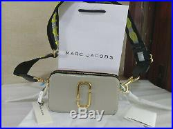 Hot sales MARC JACOBS Snapshot Small Camera Bag DUST MULTI